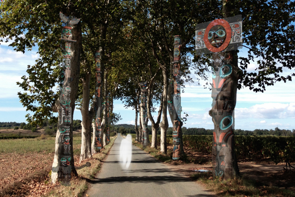 awakening totem poles