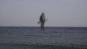 Over sea