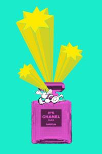 Popping chanel